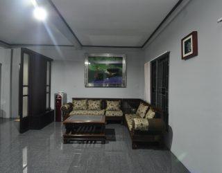 Ruang Tamu Villa Gatot Kaca