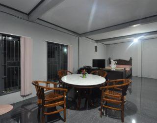 Ruang Tengah Villa Gatot Kaca