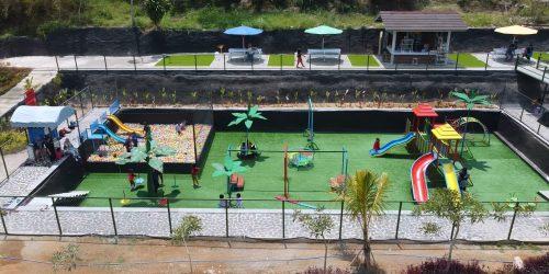 Area Playground Palalangon Park