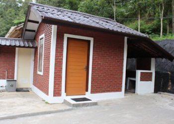 Dapur Villa Madukara