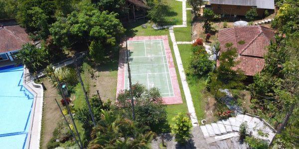 Lapangan Badminton Palalangon