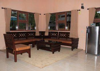 Ruang Tengah Villa Rama